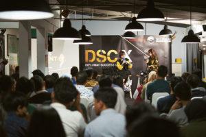 DSC X